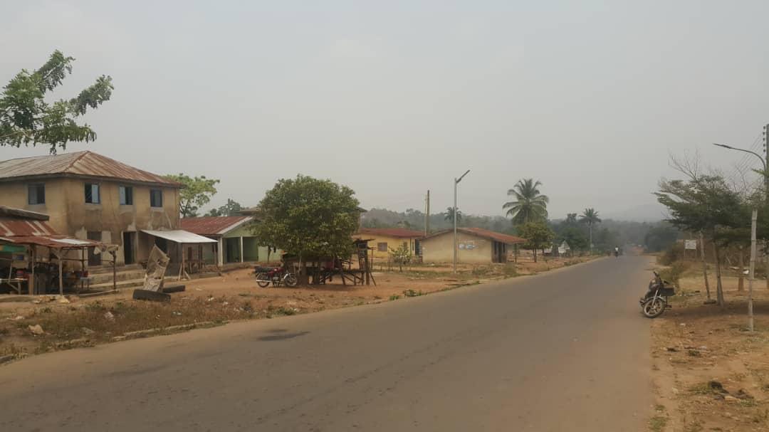 Imesi Ikare Road